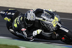 Gresini could have a private title in 2010