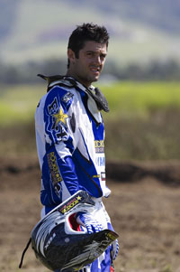 Marmont is the defending MX Nationals Champion