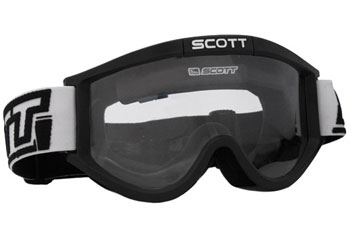 Scott's 87 OTG goggle with the fan fitted.