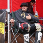 Robbie Marshall has been busy mixing up his motocross and freestyle duties of late.