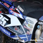 Brit Jason Dougan is in the Serco Yamaha team this weekend.