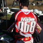 Danny Ham is back in action with JK Motorsports onboard a Kawasaki.