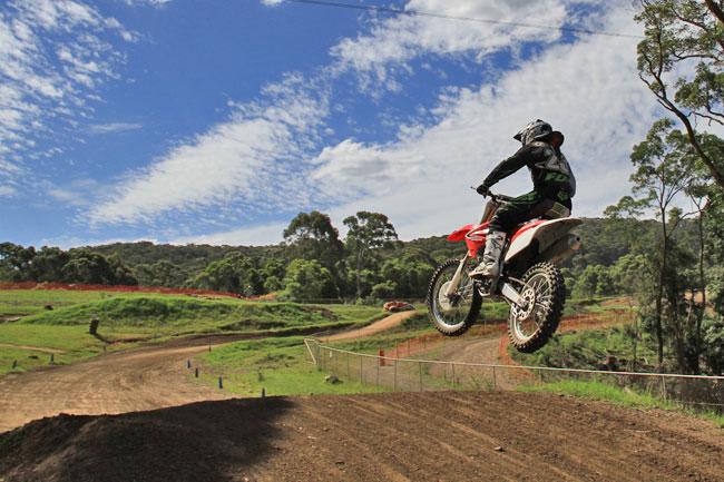 Full Test: 2012 Honda CRF450R