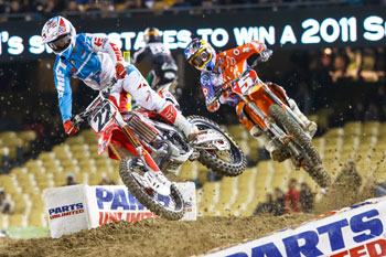 AMA Supercross enters Anaheim II with no repeat winners to date