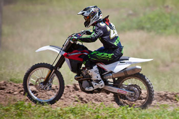 Husqvarna launches 2012 model TC 250 in Queensland