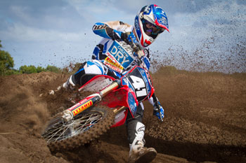 Home round advantage on the cards for Dale in Honda return