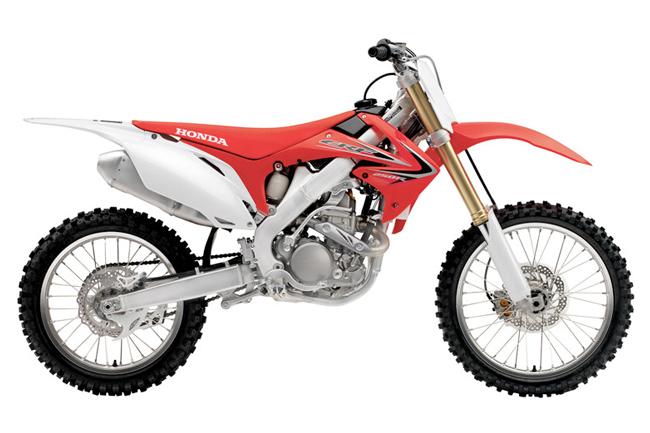Honda CRF250R receives minimal updates for 2013 model