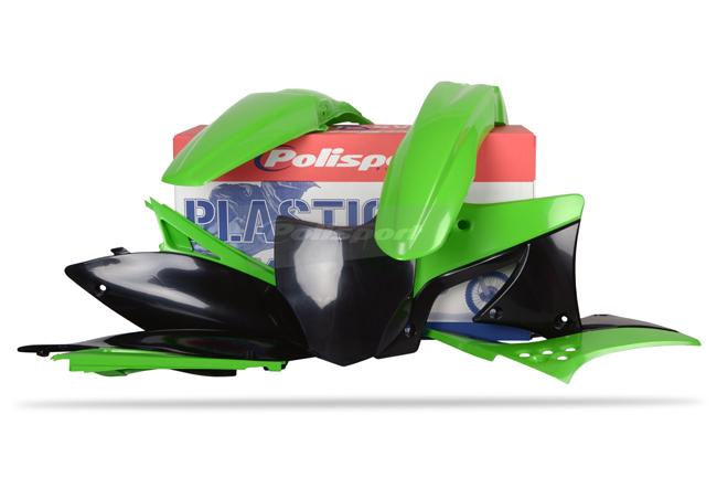 Polisport Plastics range available for all 2012 models