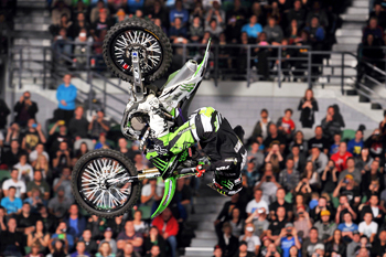 Monea aiming to land his signature 'Carry On' at X Games