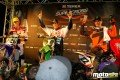 The SX Open podium
