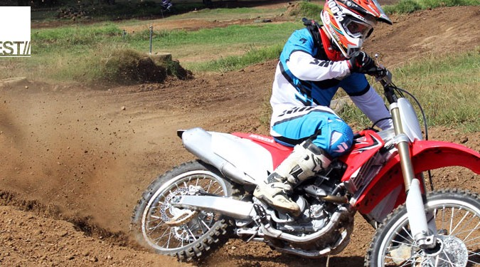 Tested: 2013 Honda CRF250R