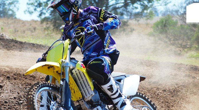 Project Moto: 2013 Suzuki RM-Z250 introduction