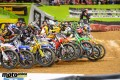 The first start of the 450SX main event.