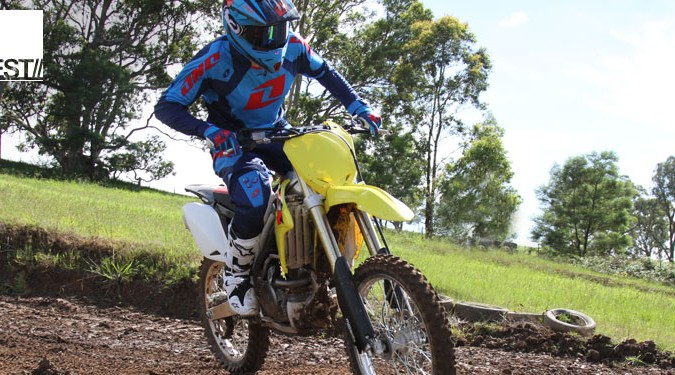 Project Moto: 2013 Suzuki RM-Z250 update two