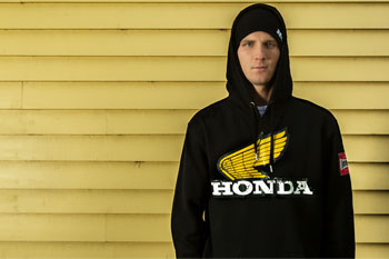Honda Merchandise launches new Jetpilot collaboration range
