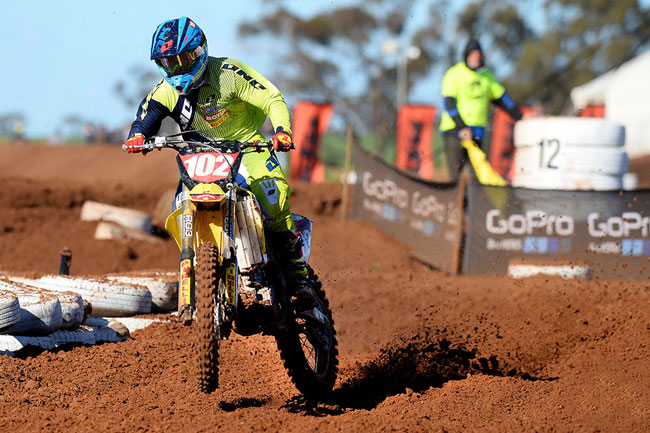 Race Report: 2013 MX Nationals Rd8 Swan Hill