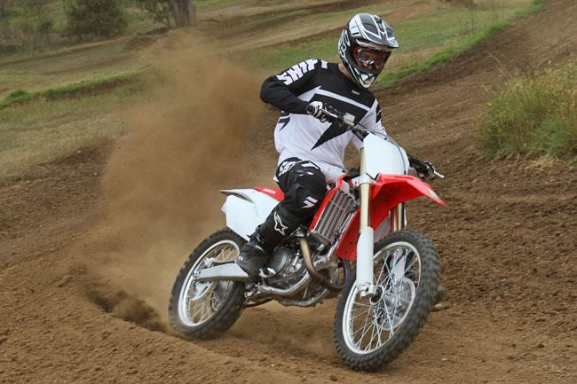 Racer X Tested: 2014 Honda CRF450R - Racer X Online