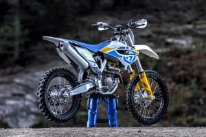 Bike: 2014 Husqvarna range