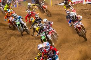 Highlights: 2014 Pro Motocross Rd8 Spring Creek