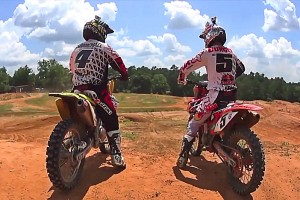 The Chase - Ryan Dungey and Ricky Carmichael