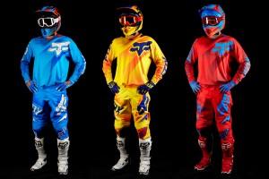 Product: 2015 Fox 360 Flight Racewear