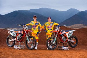 Fox announces US-based Red Bull KTM 250 team sponsorship