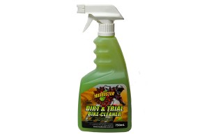 Product: MudBuster Dirt Bike Cleaner