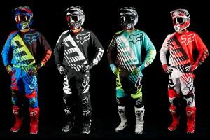 Product: 2015 Fox 360 Savant Gear Sets