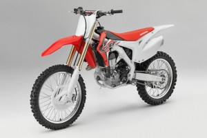 Score dollars on Honda motocross models
