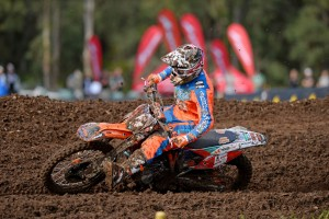 KTM'S Gibbs shows his mettle to extend nationals lead