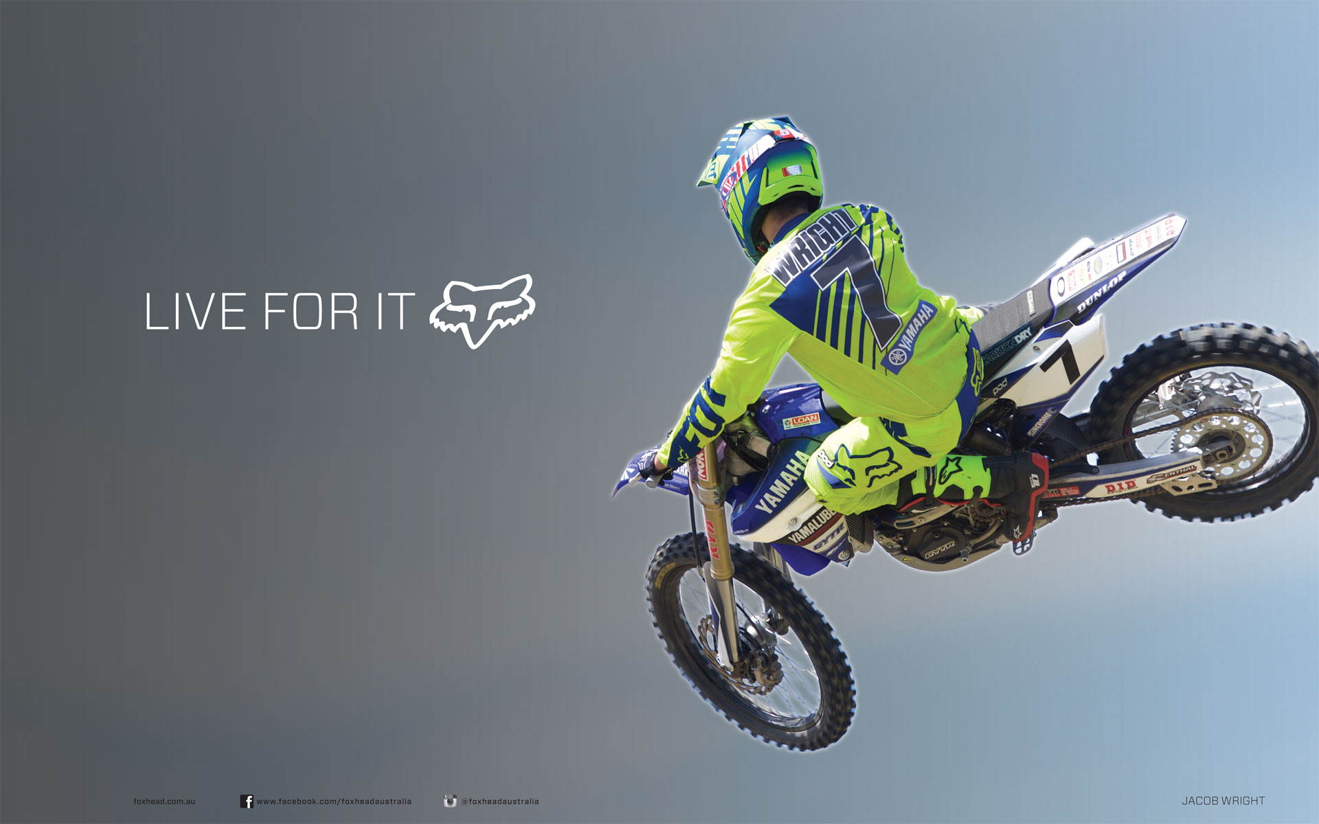 Wednesday Wallpaper Fox Riders Wright And Mosig