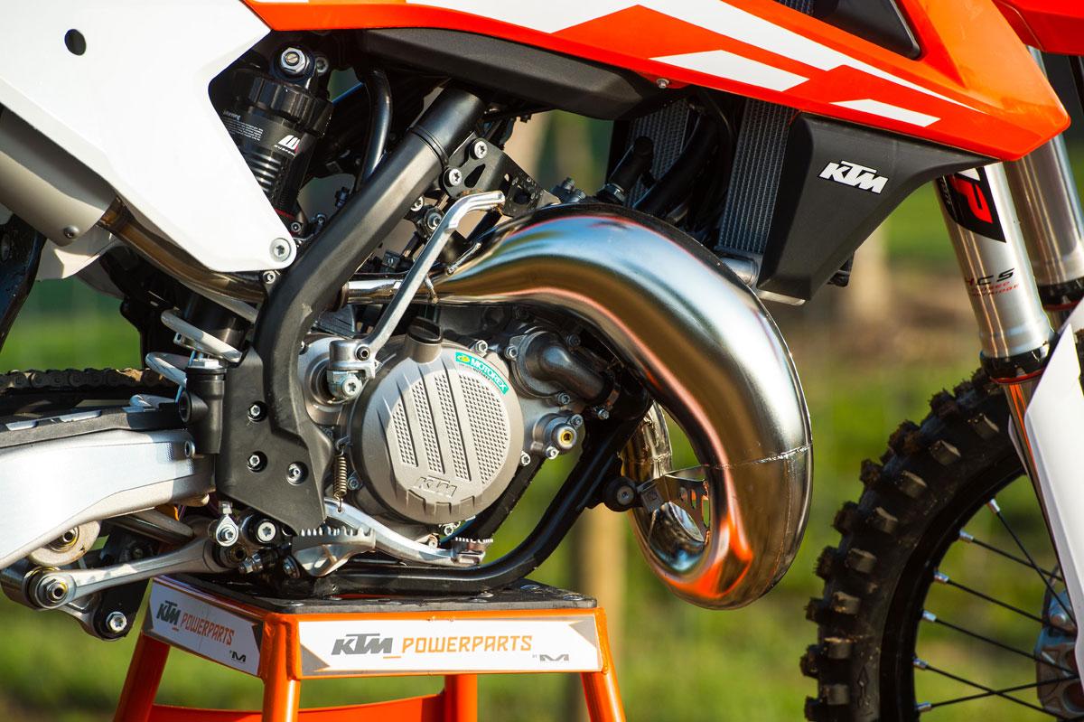 Review: 2016 KTM 125 SX - MotoOnline com au