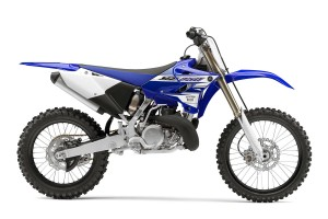 Bike: 2016 Yamaha YZ250, YZ125 and YZ85