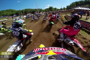 On Board: 2015 Pro Motocross Rd8 Spring Creek