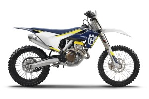 Bike: 2016 Husqvarna FC and TC Range