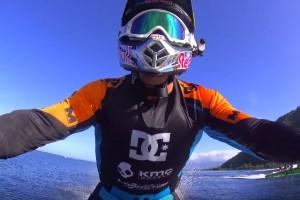 On Board: Robbie Maddison's Pipe Dream