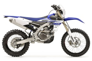 Bike: 2016 Yamaha WR450F