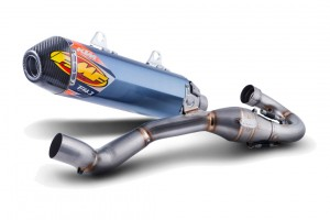 Product: 2016 KTM FMF Factory Ti Silencers and Header Pipes
