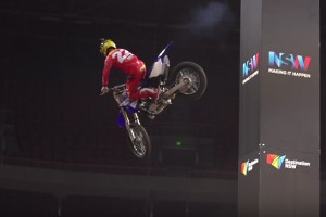 AUS-X Open - Chad Reed two-stroke session