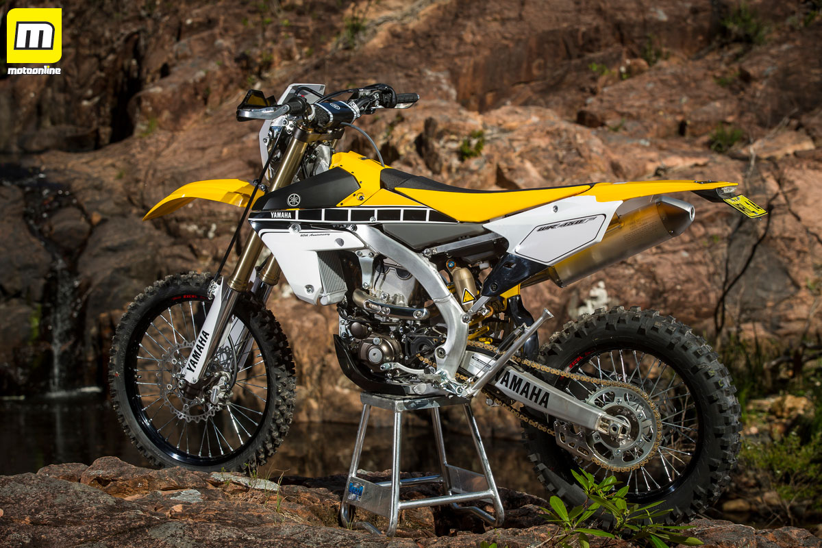 Review: 2016 Yamaha WR450F
