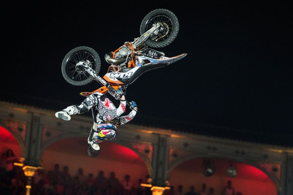 World's best confirmed for inaugural Australian FMX Grand Prix