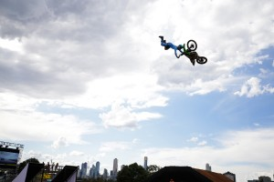 Australian-first judging system announced for FMX Grand Prix