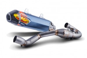 Product: 2016 KTM/FMF PowerCore 4.1 Ti Silencer