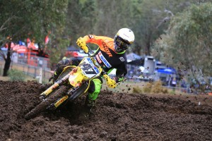 Moto win and podiums aplenty in the mud for Pirelli at MX Nationals Broadford