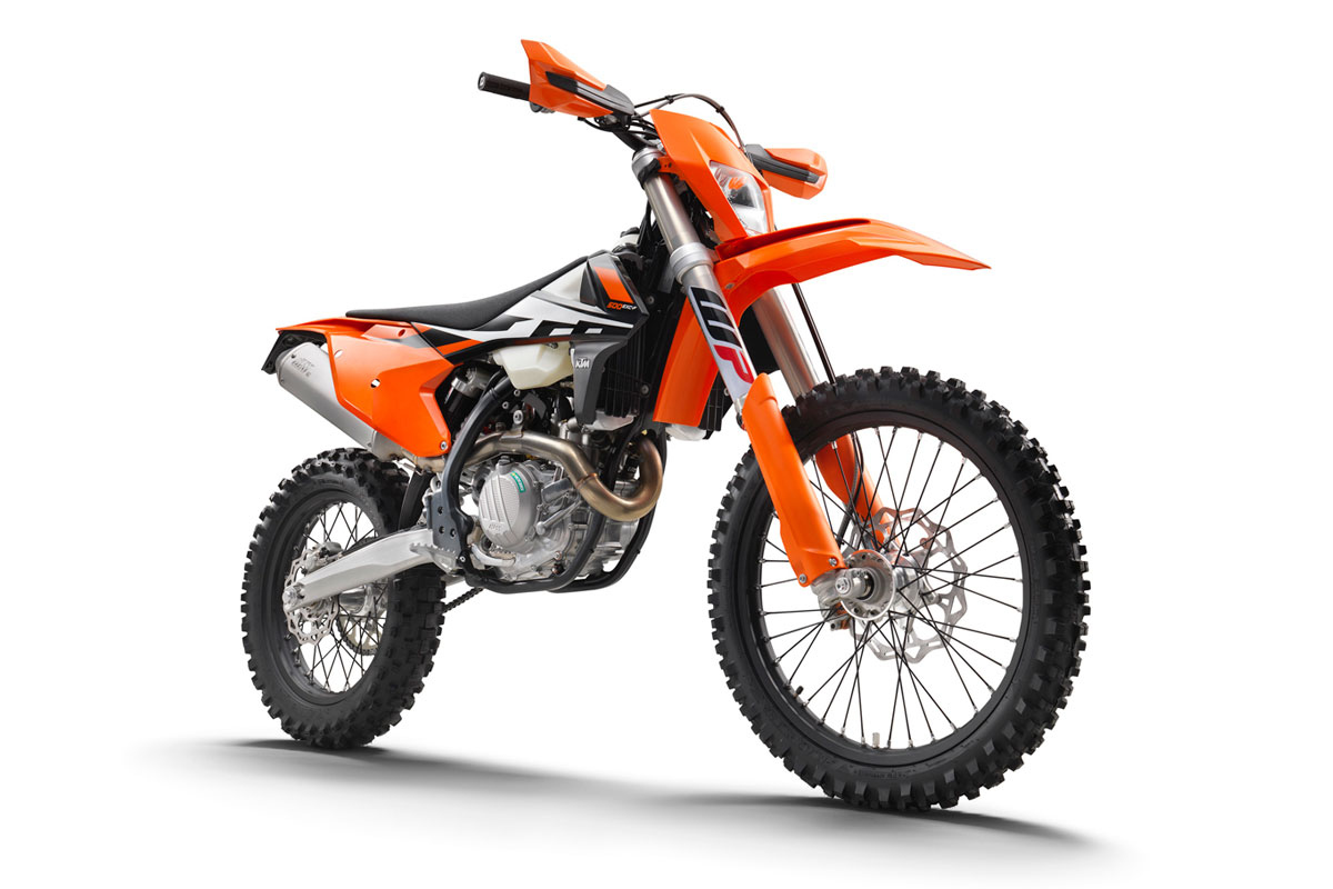 bike  2017 ktm exc-f and exc range