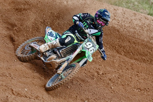 Lawrence impressive again with sixth at Kegums
