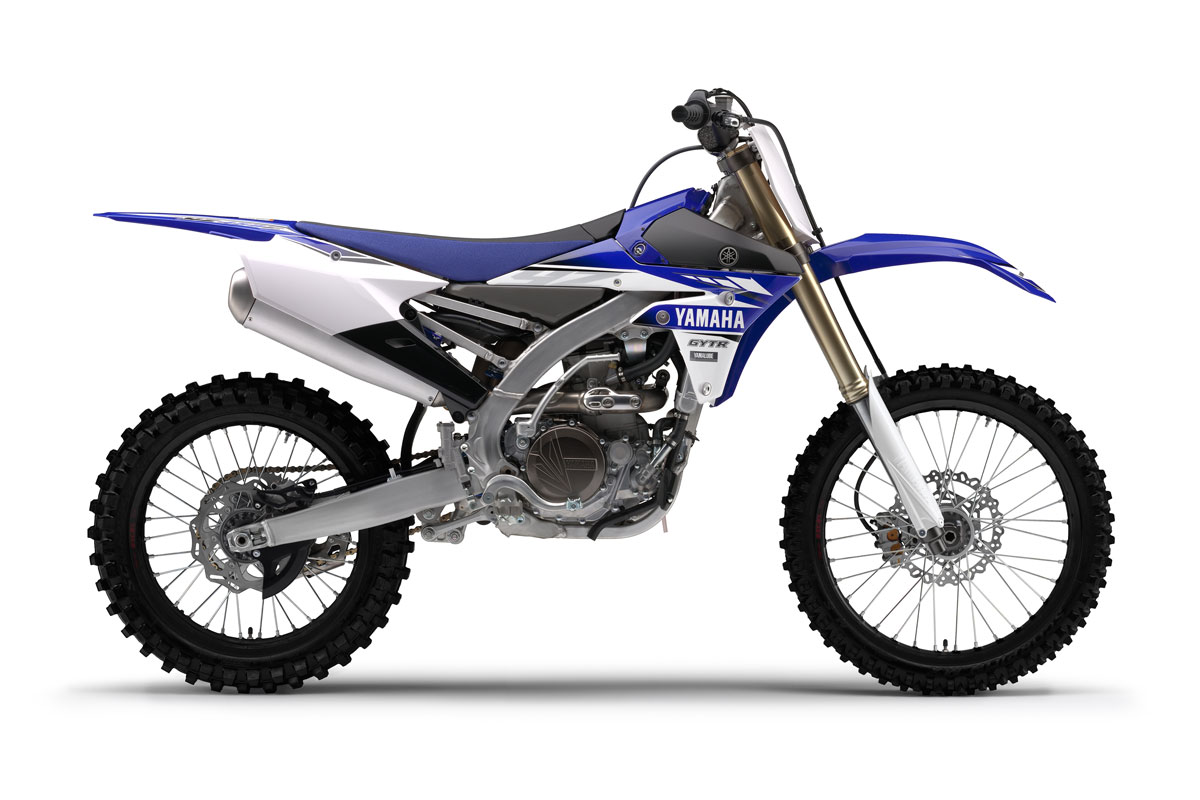 bike 2017 yamaha yz450f