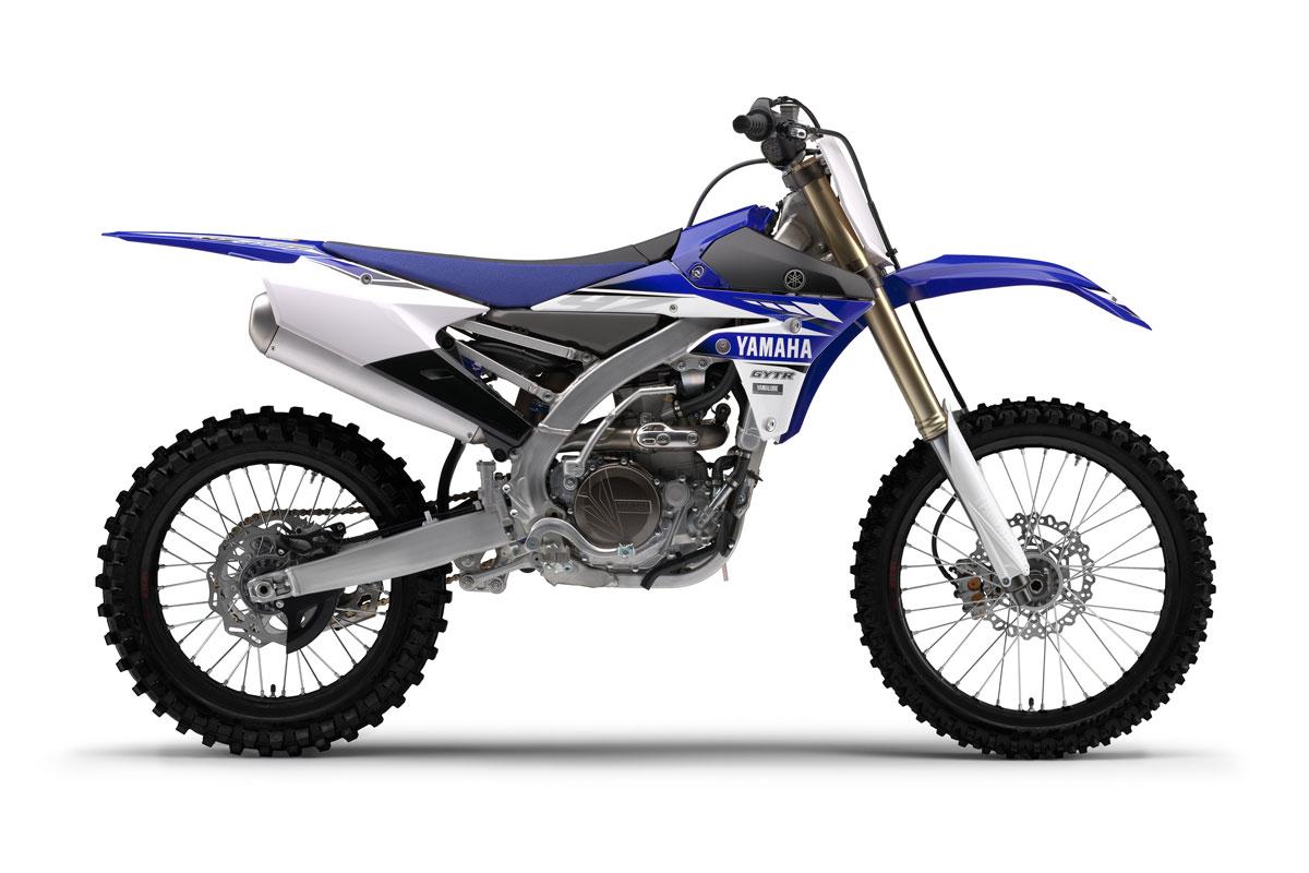 Yamaha Yz Header