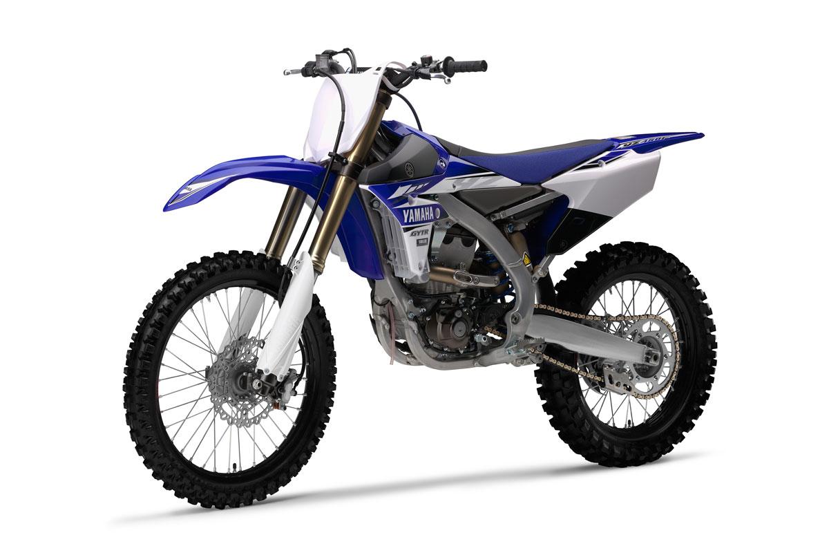 Bike 2017 yamaha yz450f for 2017 yamaha yz450f