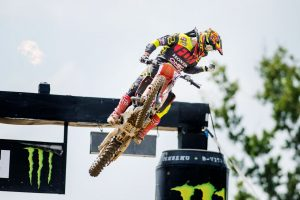 Gajser and Herlings sweep Mantova grand prix motos